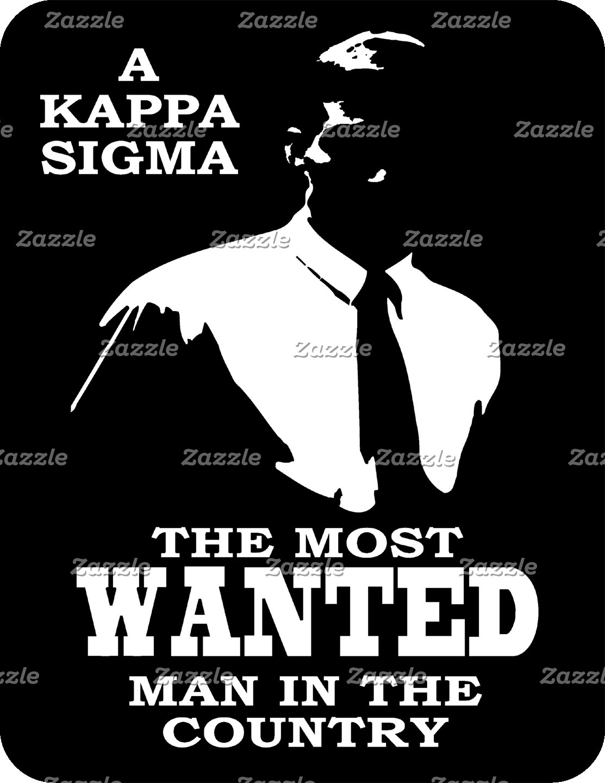 Kappa Sigma - The Most Wanted