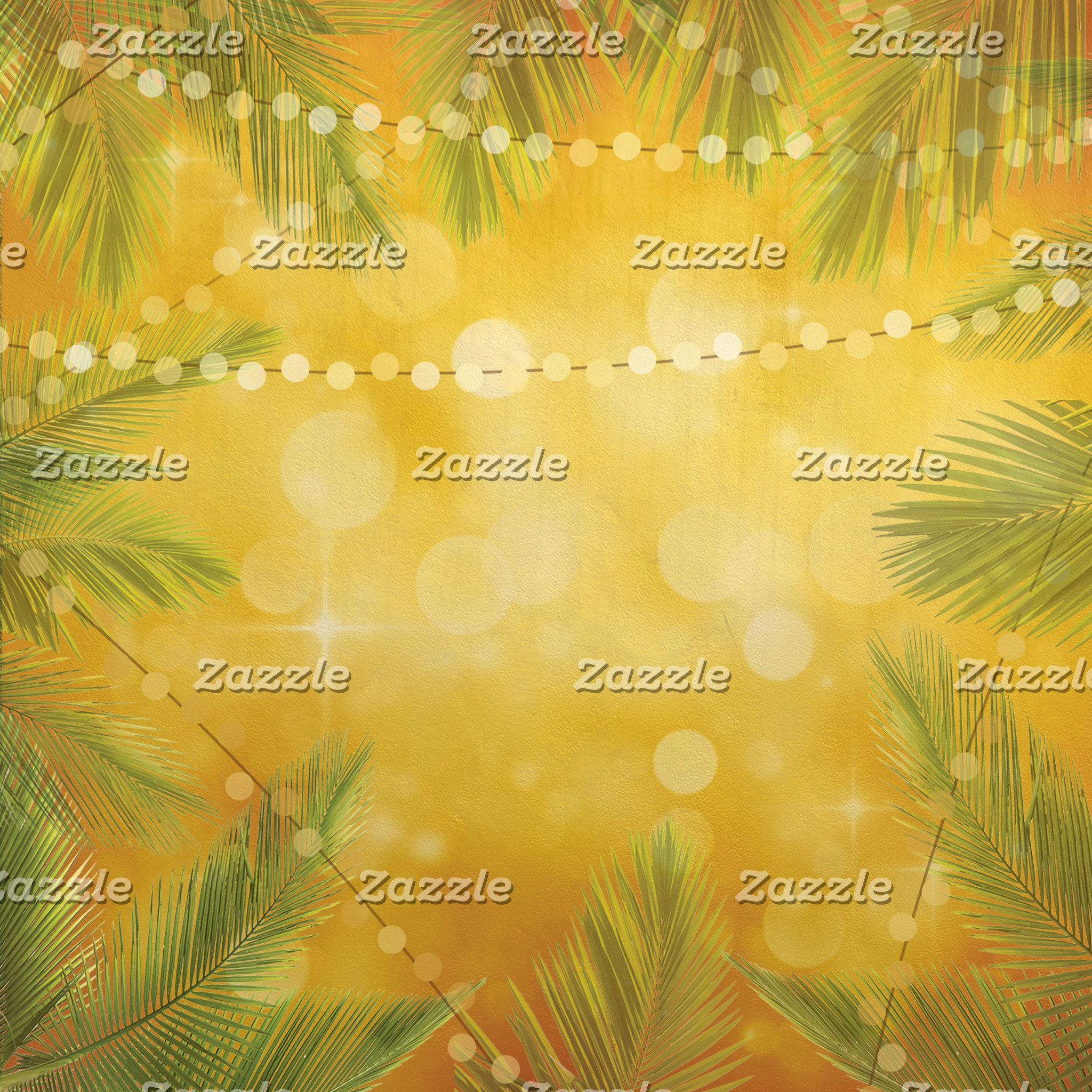 Tropical Lights Party