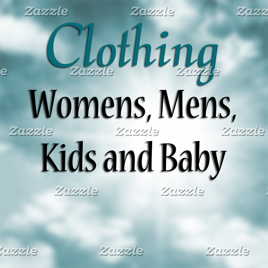 :: CLOTHING - Adults and Children