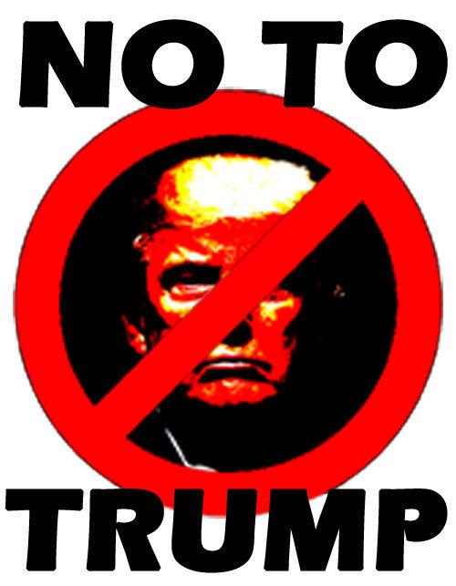 No To Trump