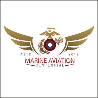 AVI Centenial Logo