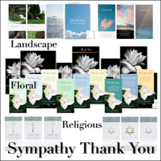 5 - Thank You Cards