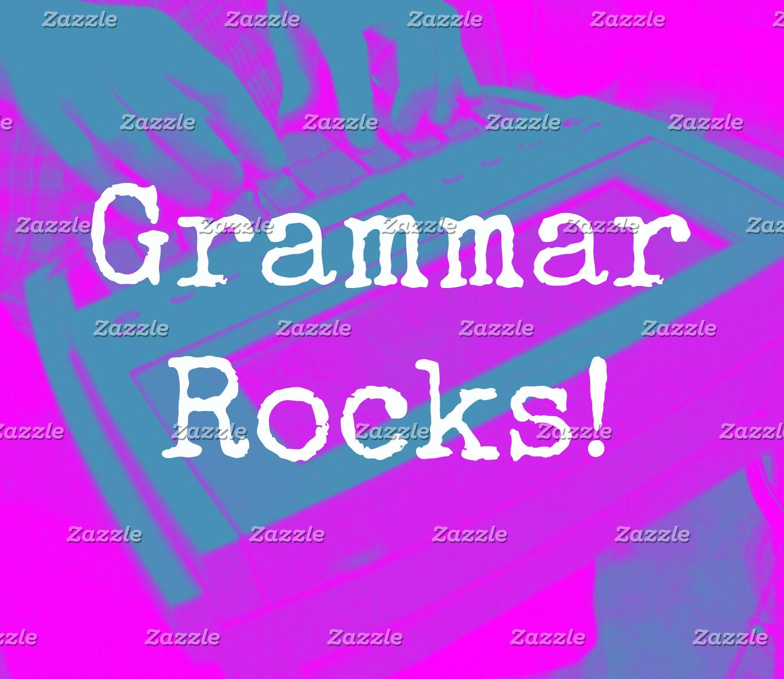 Grammar Rocks!