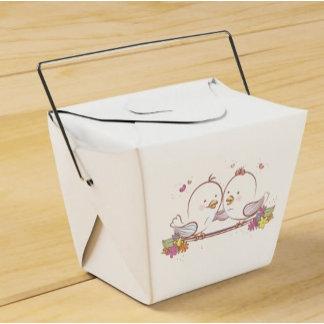 Favor Bags / Boxes