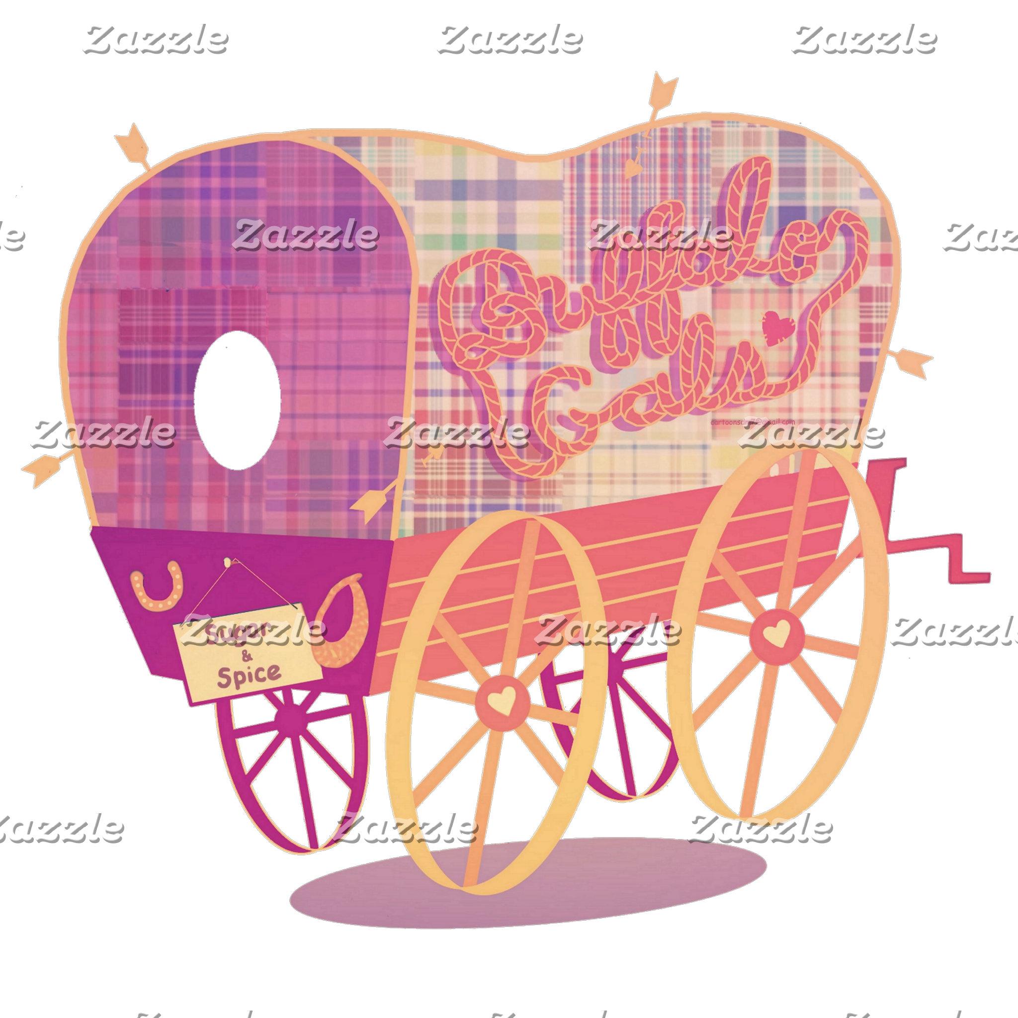 Buffalo Gals Wagon