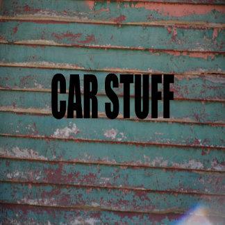 CAR STUFF