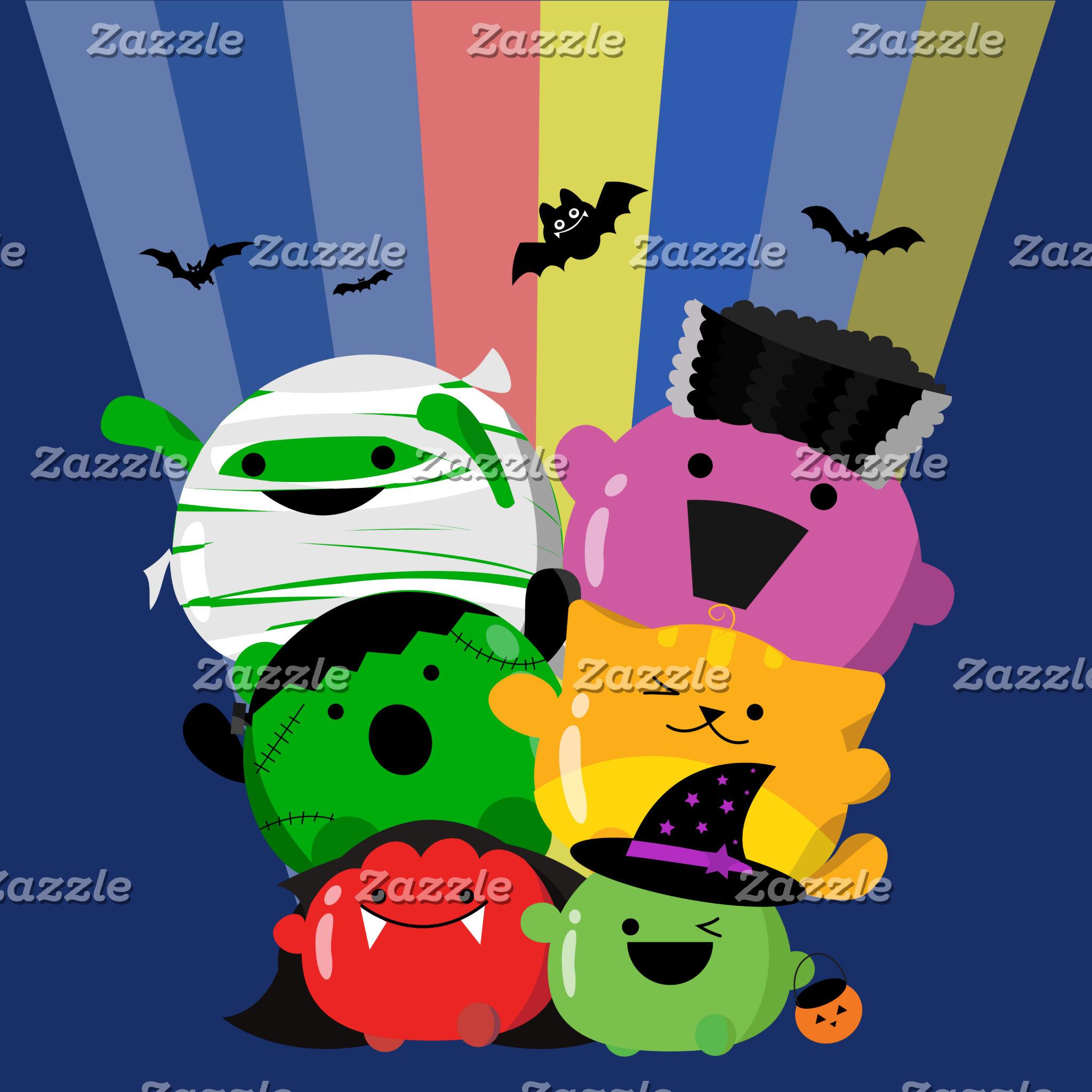 Mochi Family Rainbow