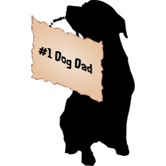 Number 1 Dog Dad