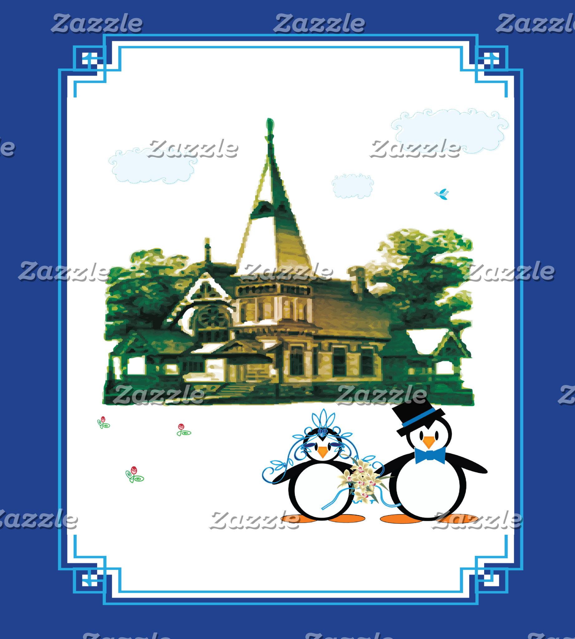 Penguin Weddings