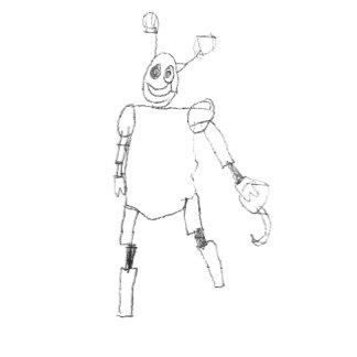 Kid's Cartoon drawings