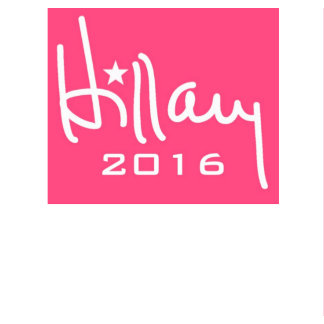 Go Pink for Hillary
