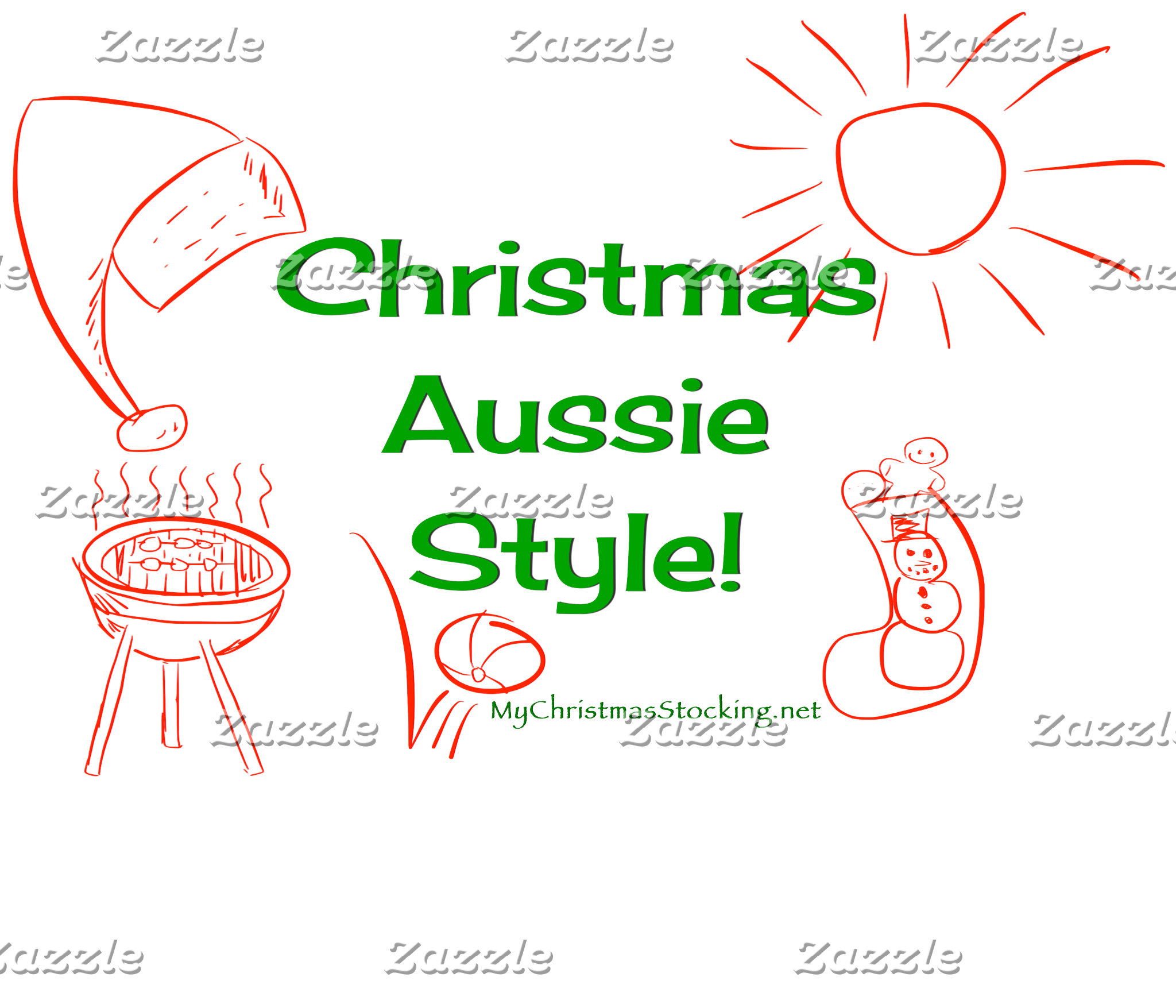 Christmas Aussie Style