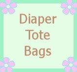 Diaper Tote Bags