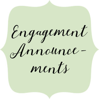 Engagement Announcements