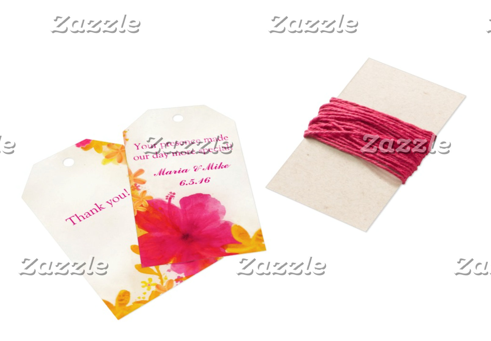 Favor Gift Tags