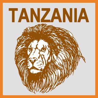Tanzania With Lion