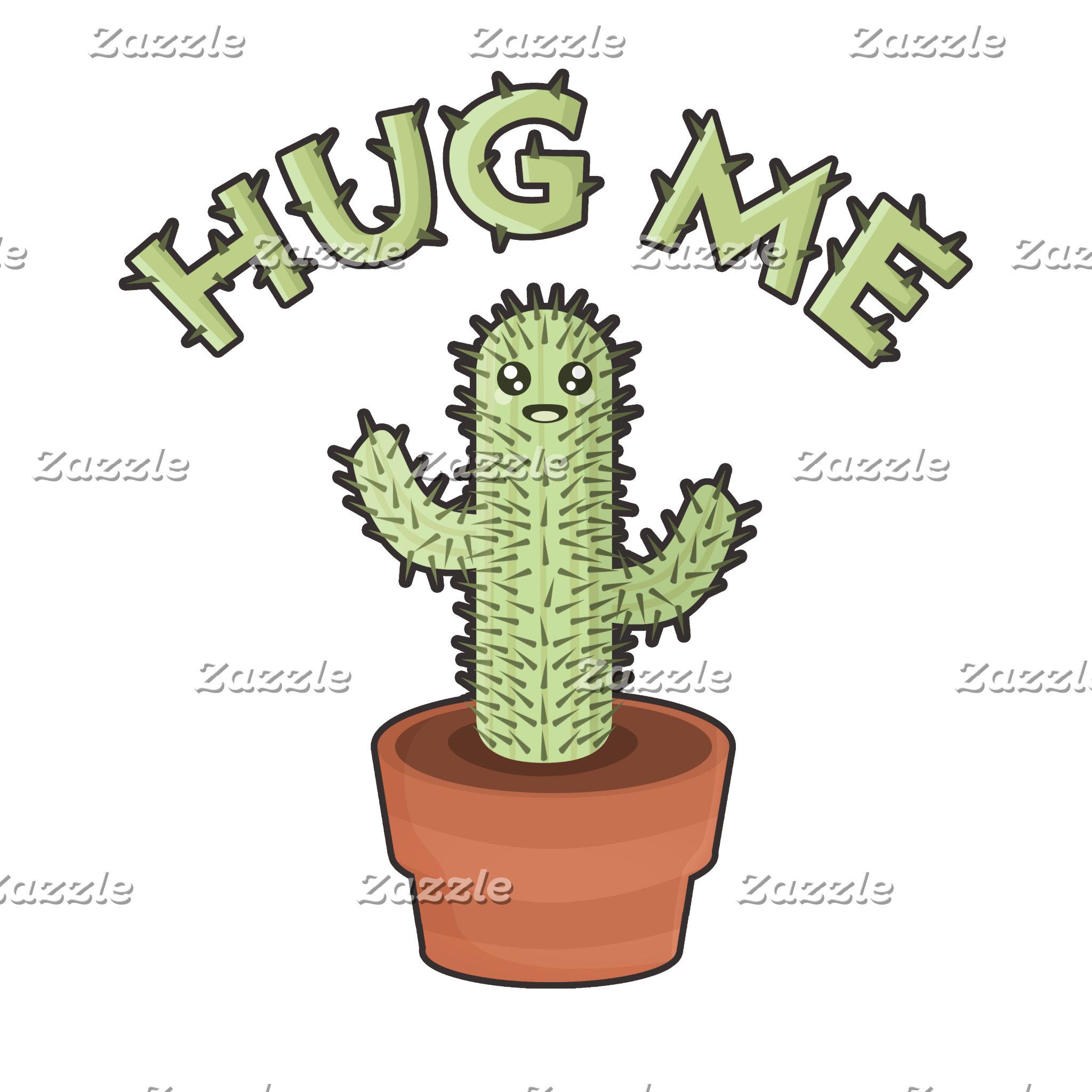 Cactus Hug Me