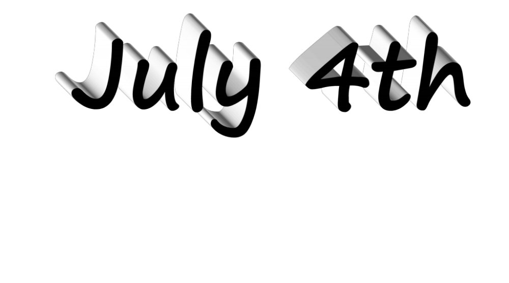 July 4th Items