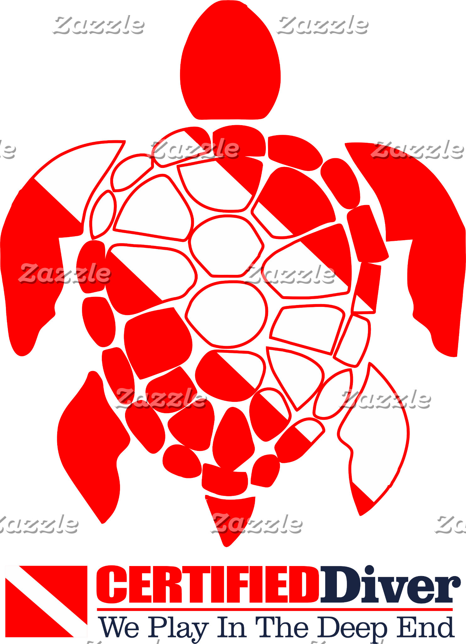 CD Sea Turtle