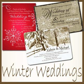 Winter Wedding