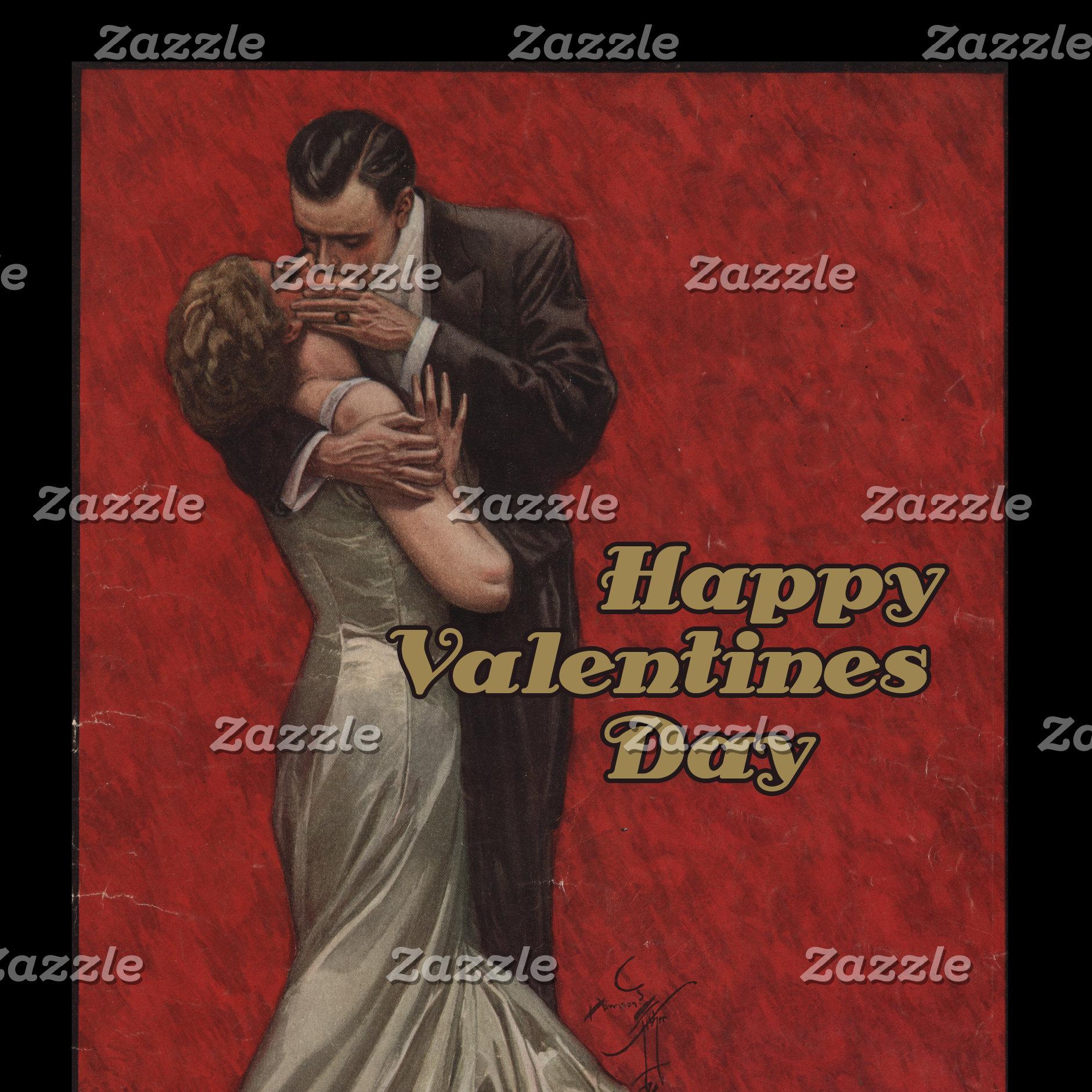 Happy Vintage Valentines Day