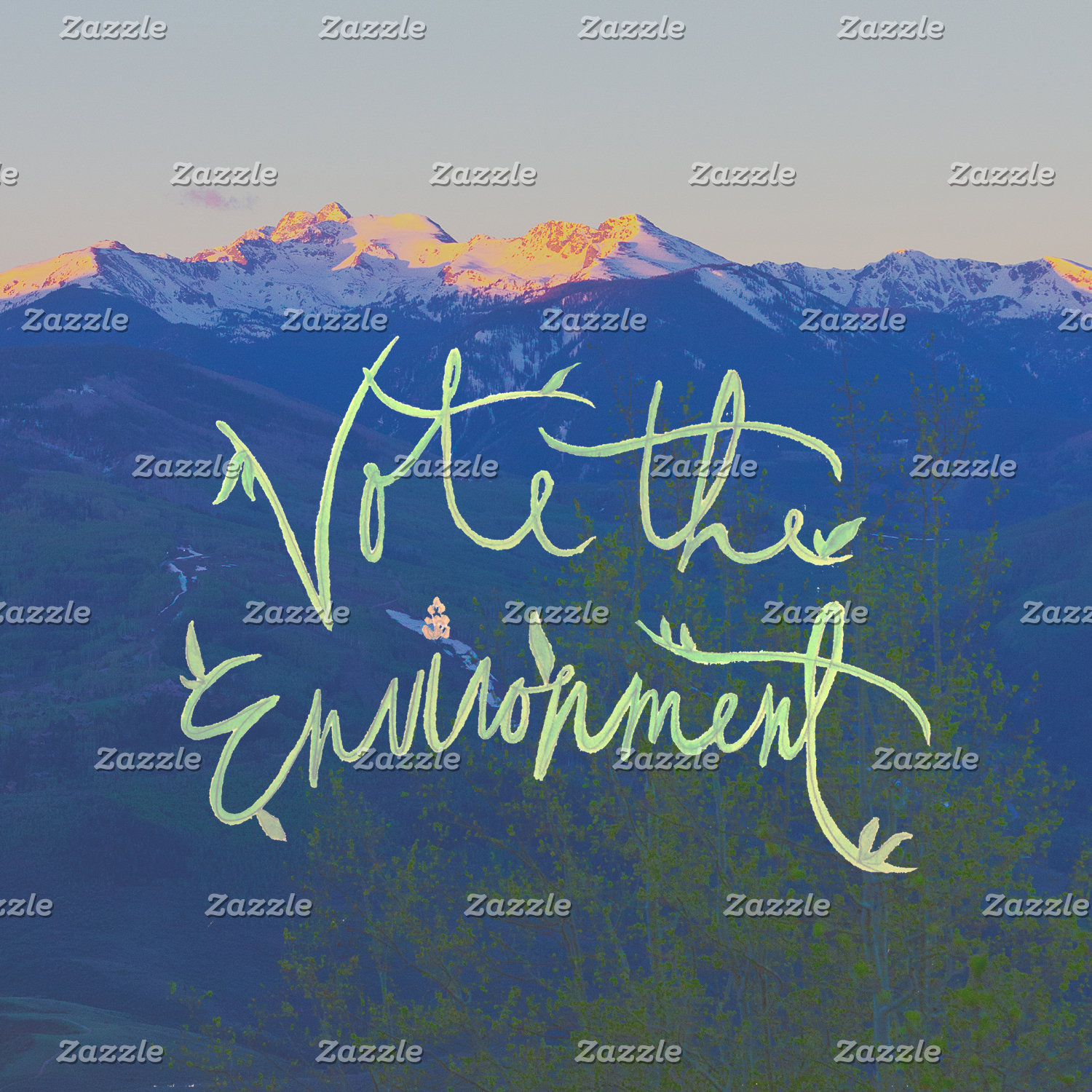 Vote The Environment