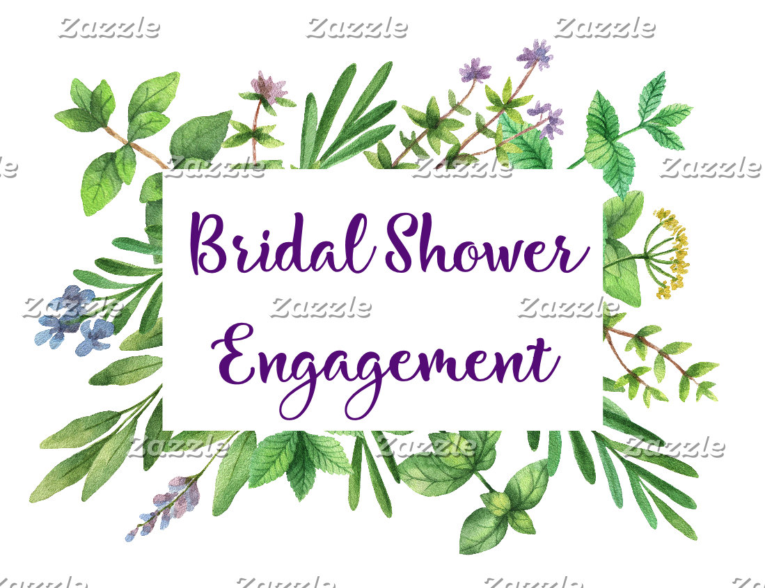 Bridal Shower & Engagement