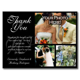 Thank You Notes, Personalized or Photo Cards
