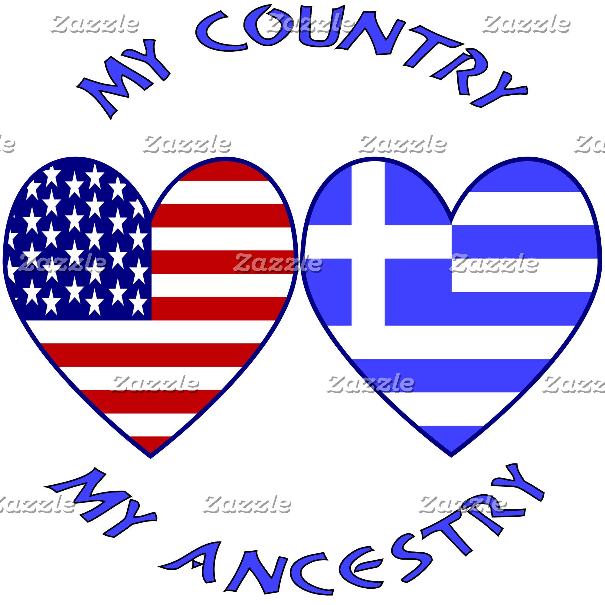 Greek - USA Country - Ancestry