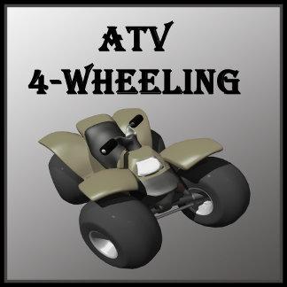 ATV - 4 - Wheeling