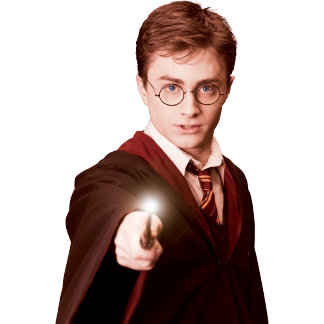 Harry Potter Points Wand