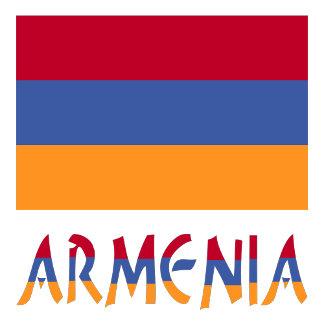 Armenian Flag and Armenia