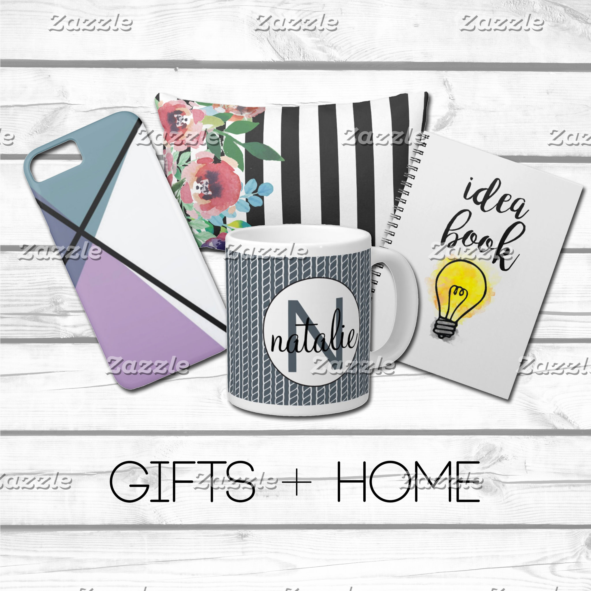 gifts + home