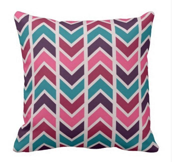 Chevron Pillows