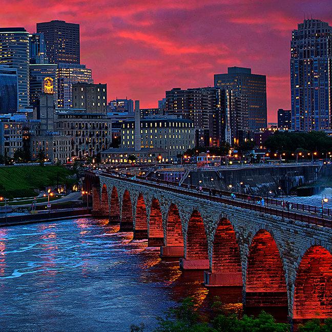 Minneapolis Eye Candy
