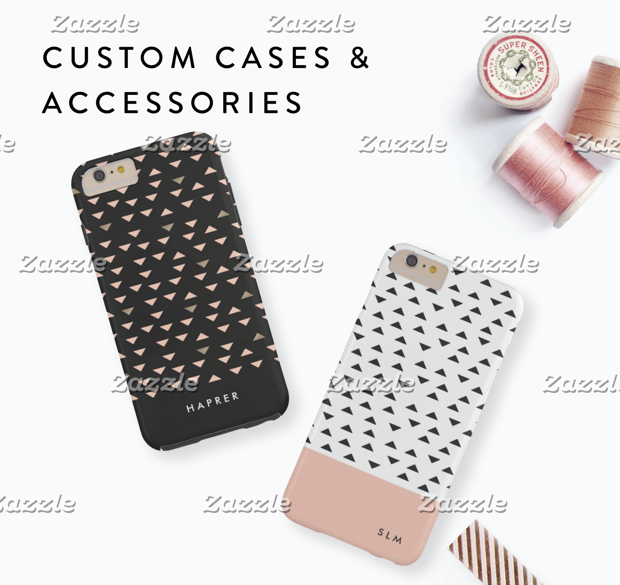 Custom Cases & Accessories