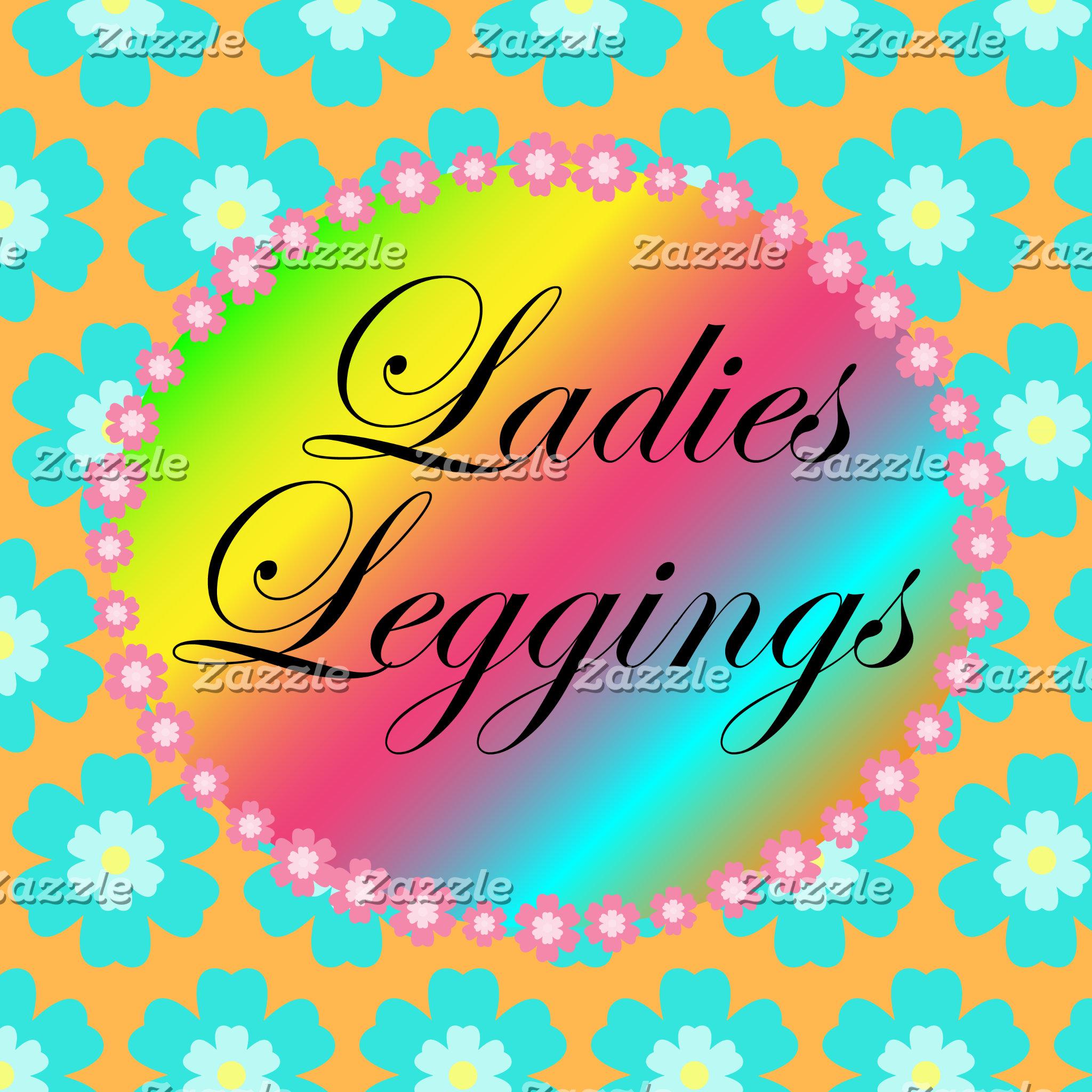 07. Ladies Leggings