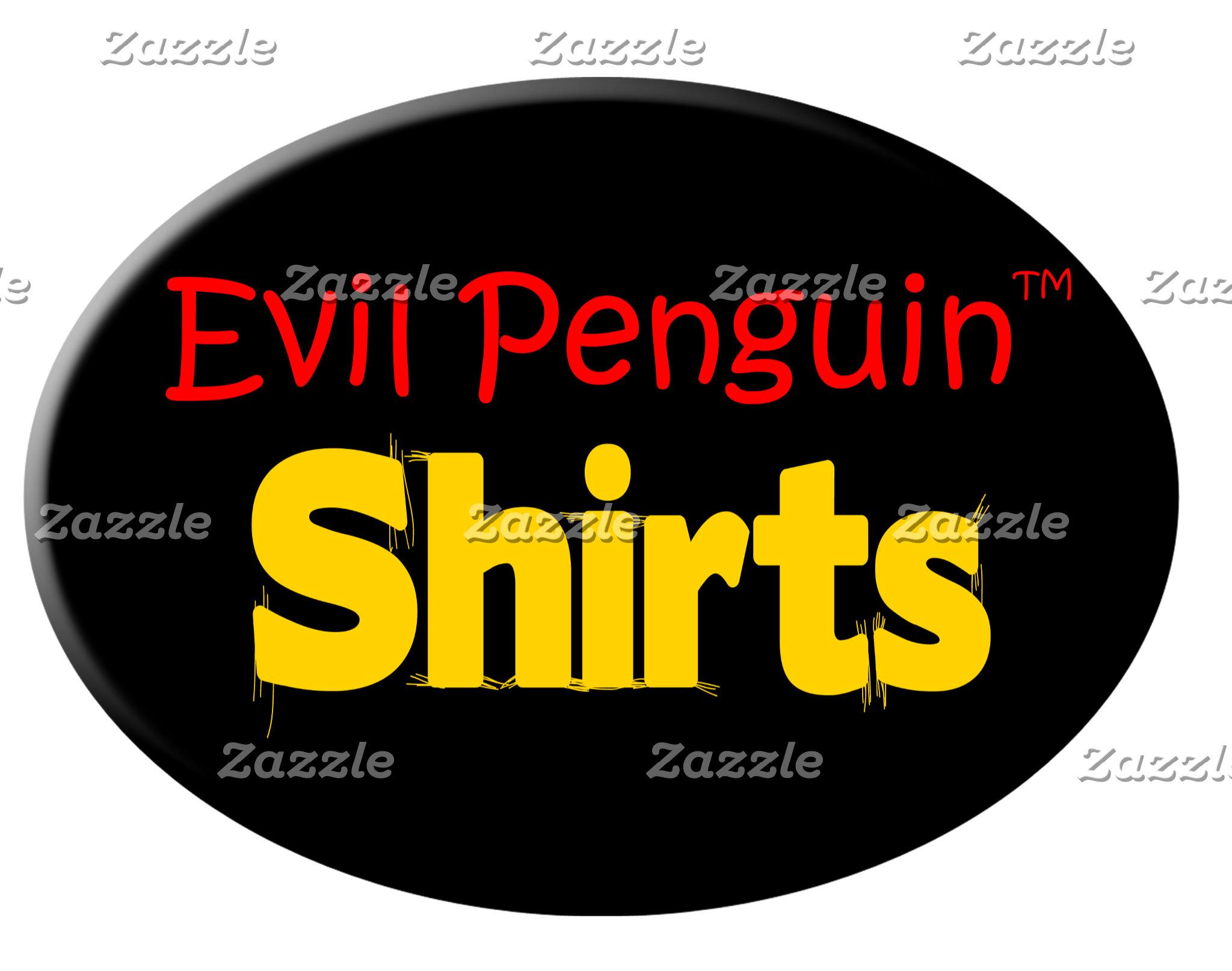 Evil Penguin Shirts