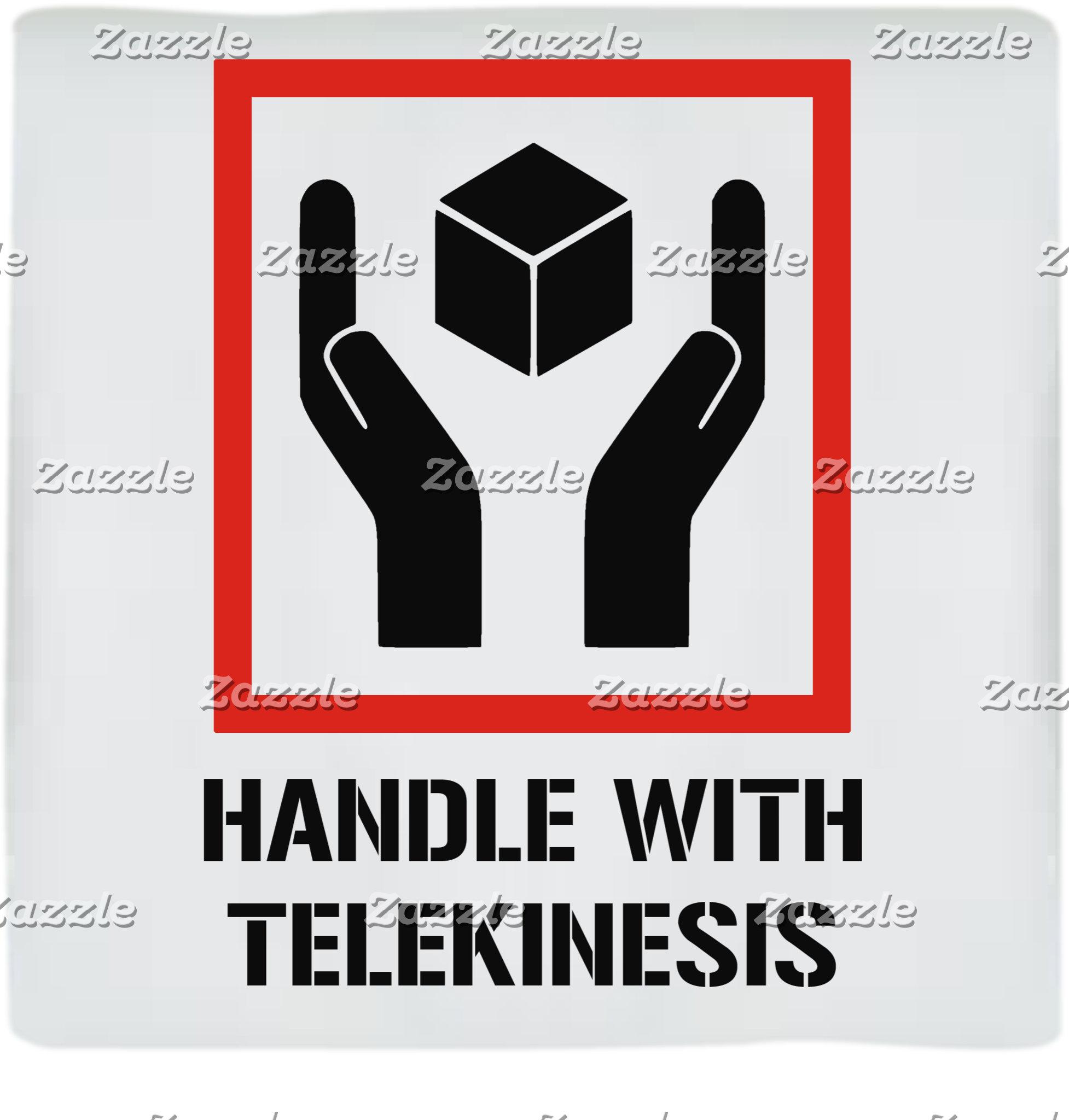 Handle With Telekinesis