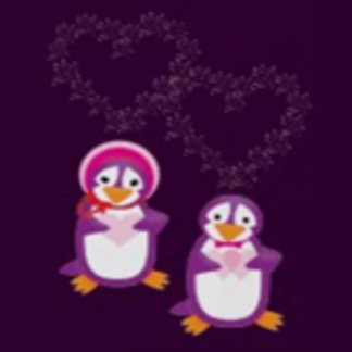 Hearts and Penguins