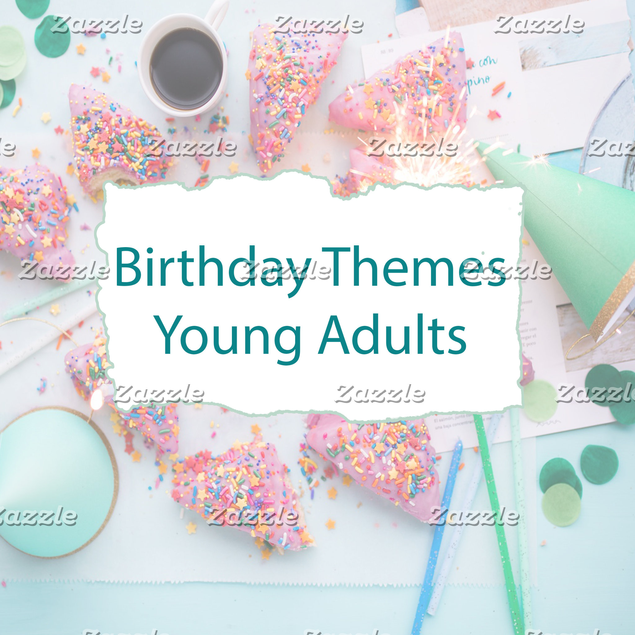 Birthday Themes Young Adults
