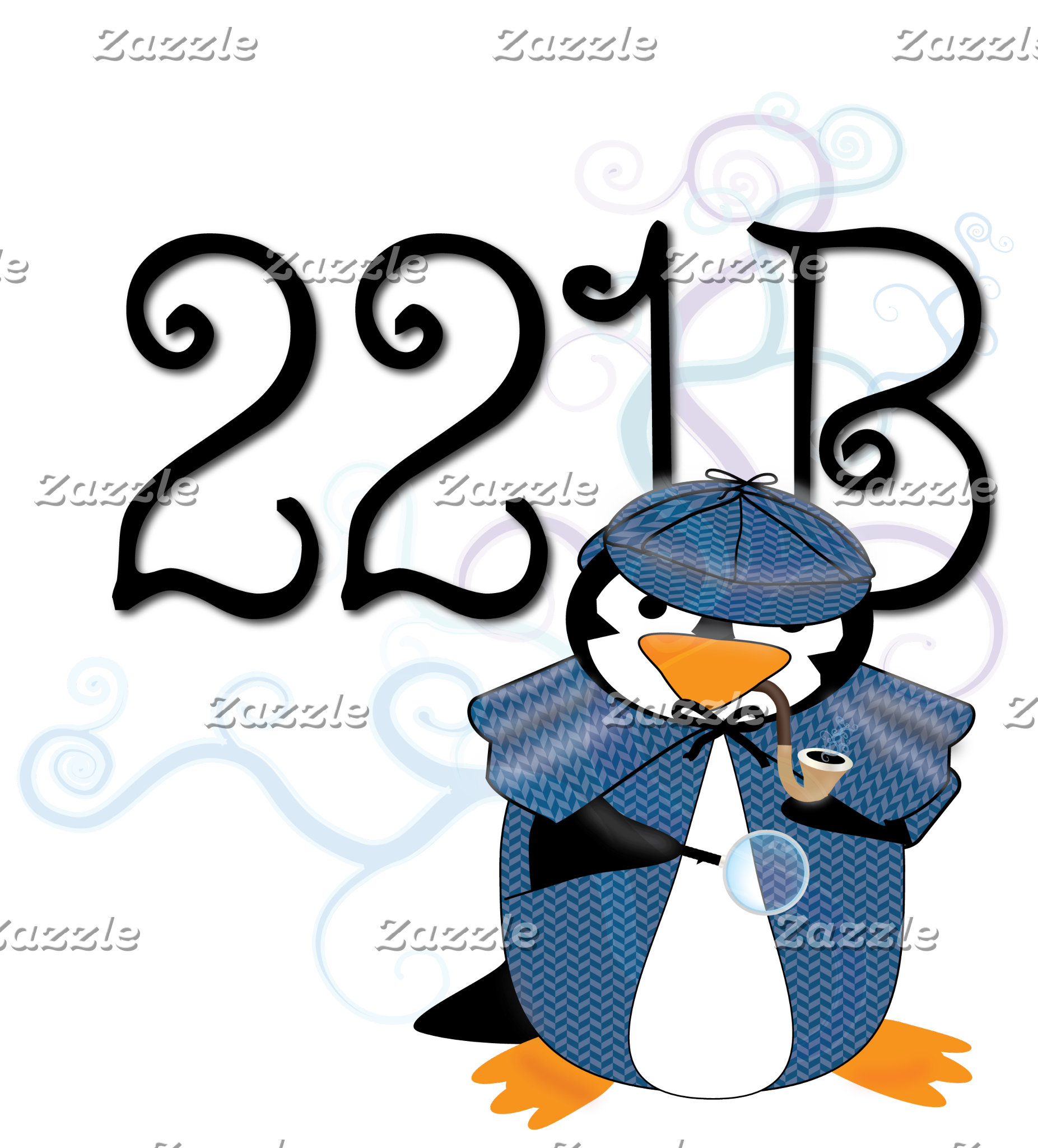Inspector Penguin
