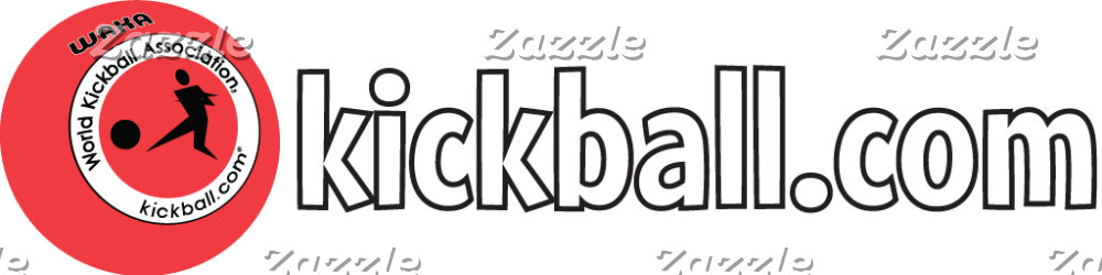 Kickball.com Wordmark Items