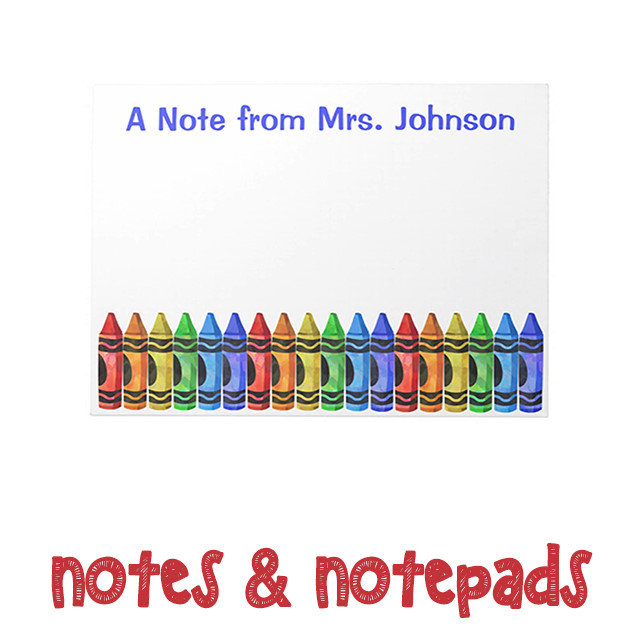 Note Cards & Notepads