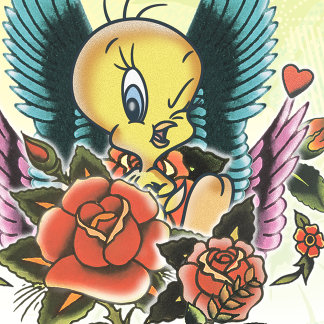 Tweety Tattoo Collection
