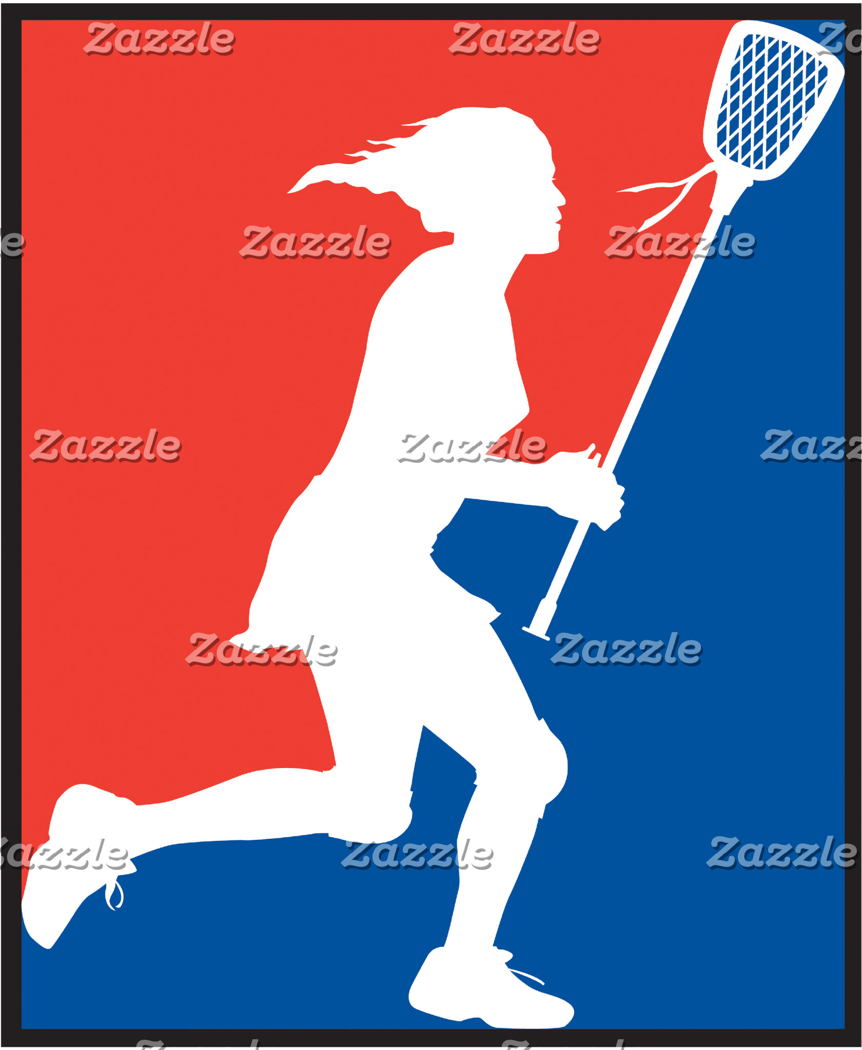Girl's Lacrosse T-Shirts Gifts