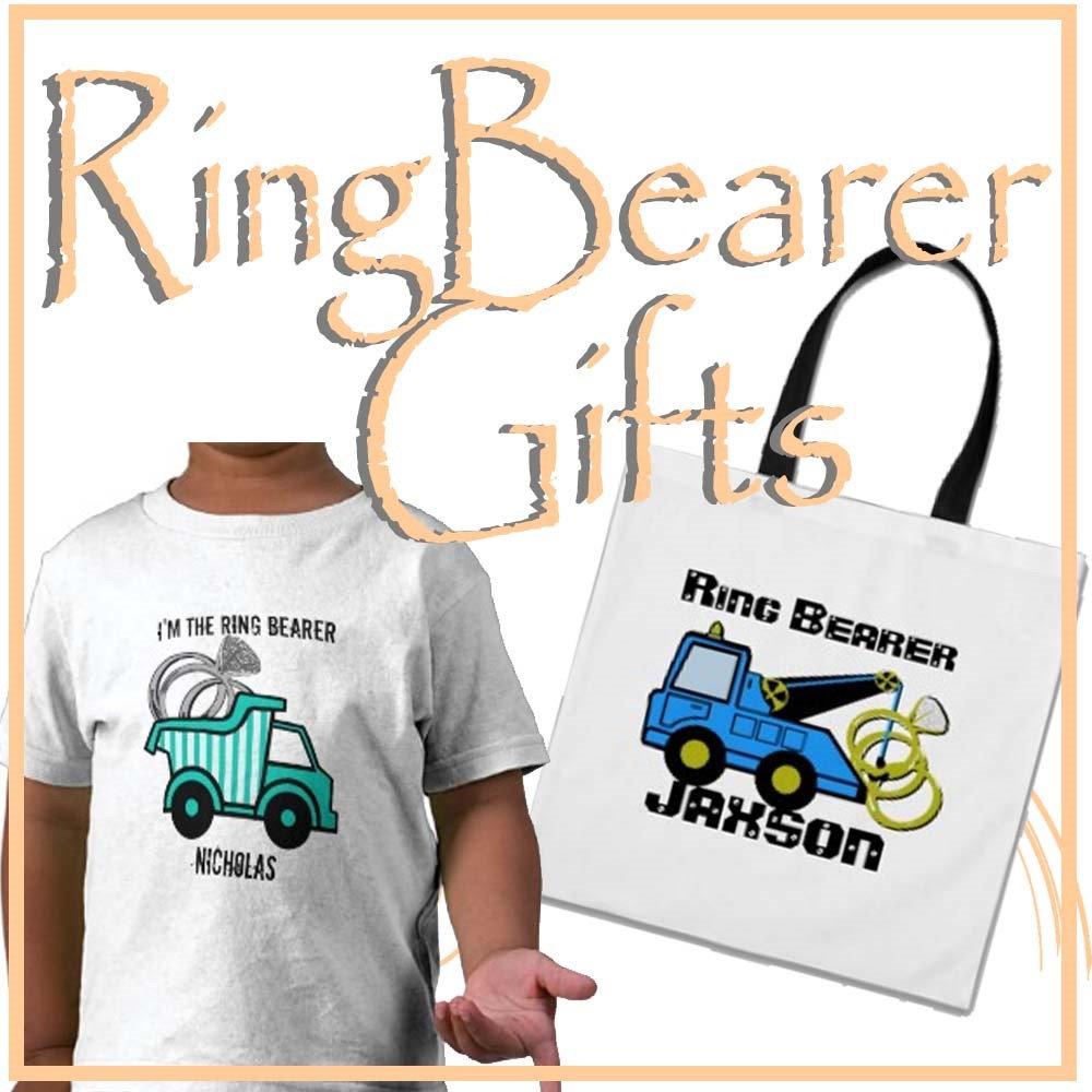 Ring Bearer Gifts