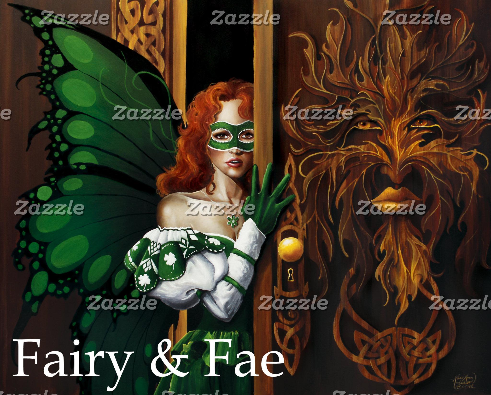 Fairy and Fae