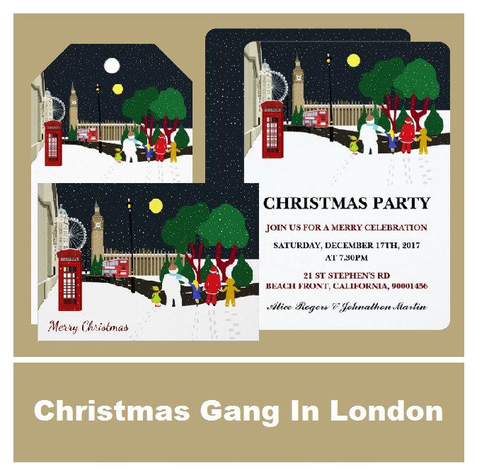 Christmas Gang In London