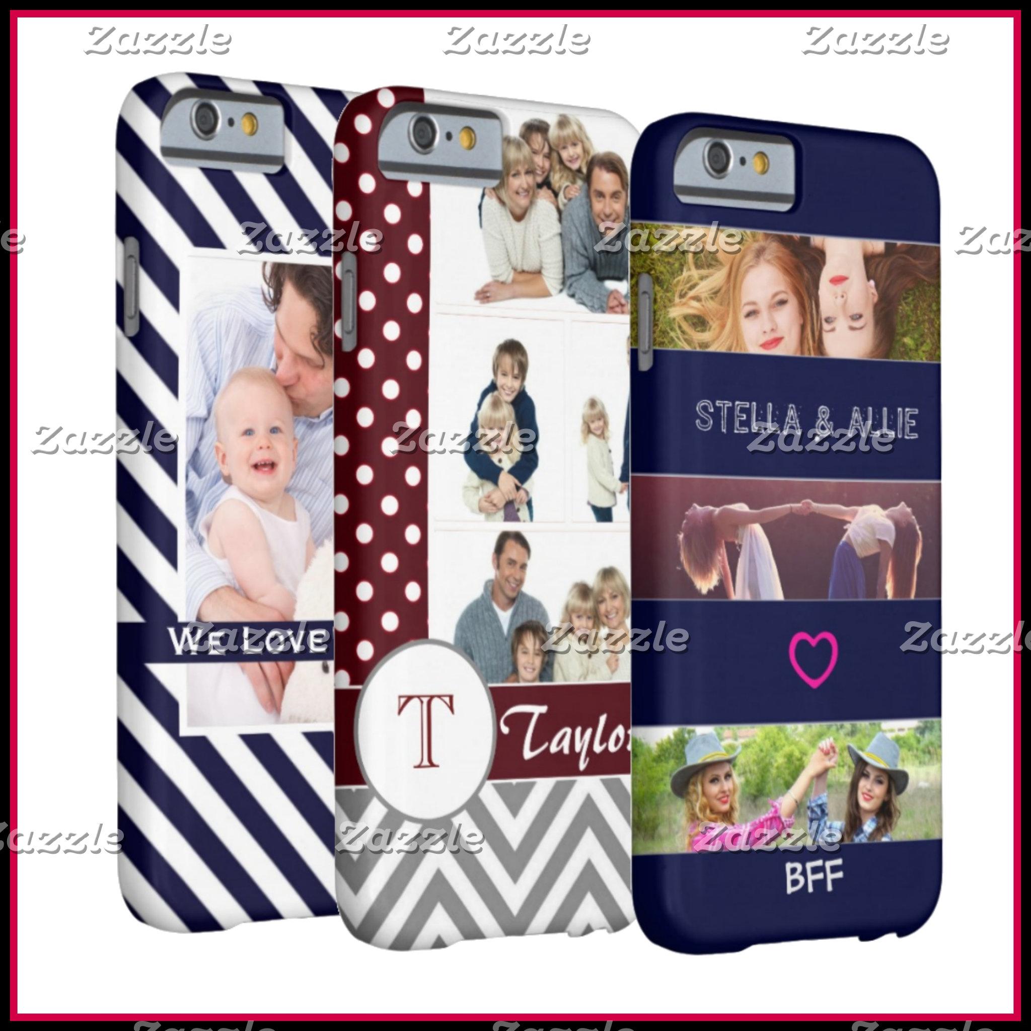 Photo Phone Cases
